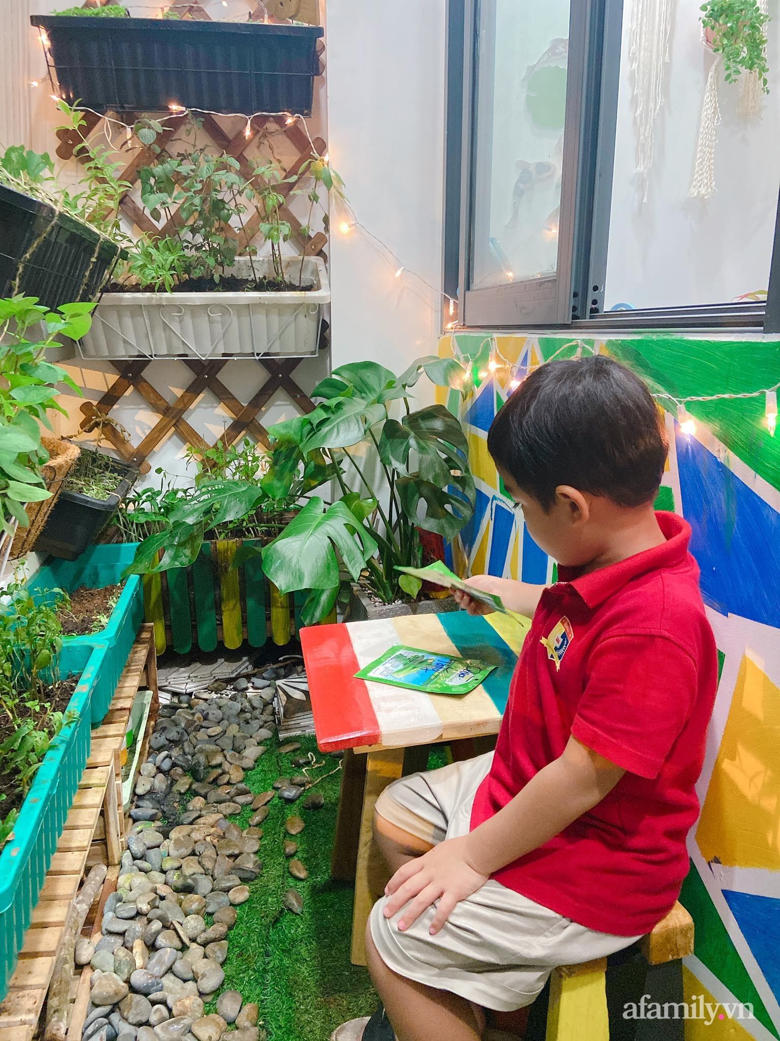 Mẹ trẻ Sài Gòn chia sẻ kinh nghiệm cải tạo và bài trí phòng bé hợp lí khi con vào lớp 1 - Ảnh 23.