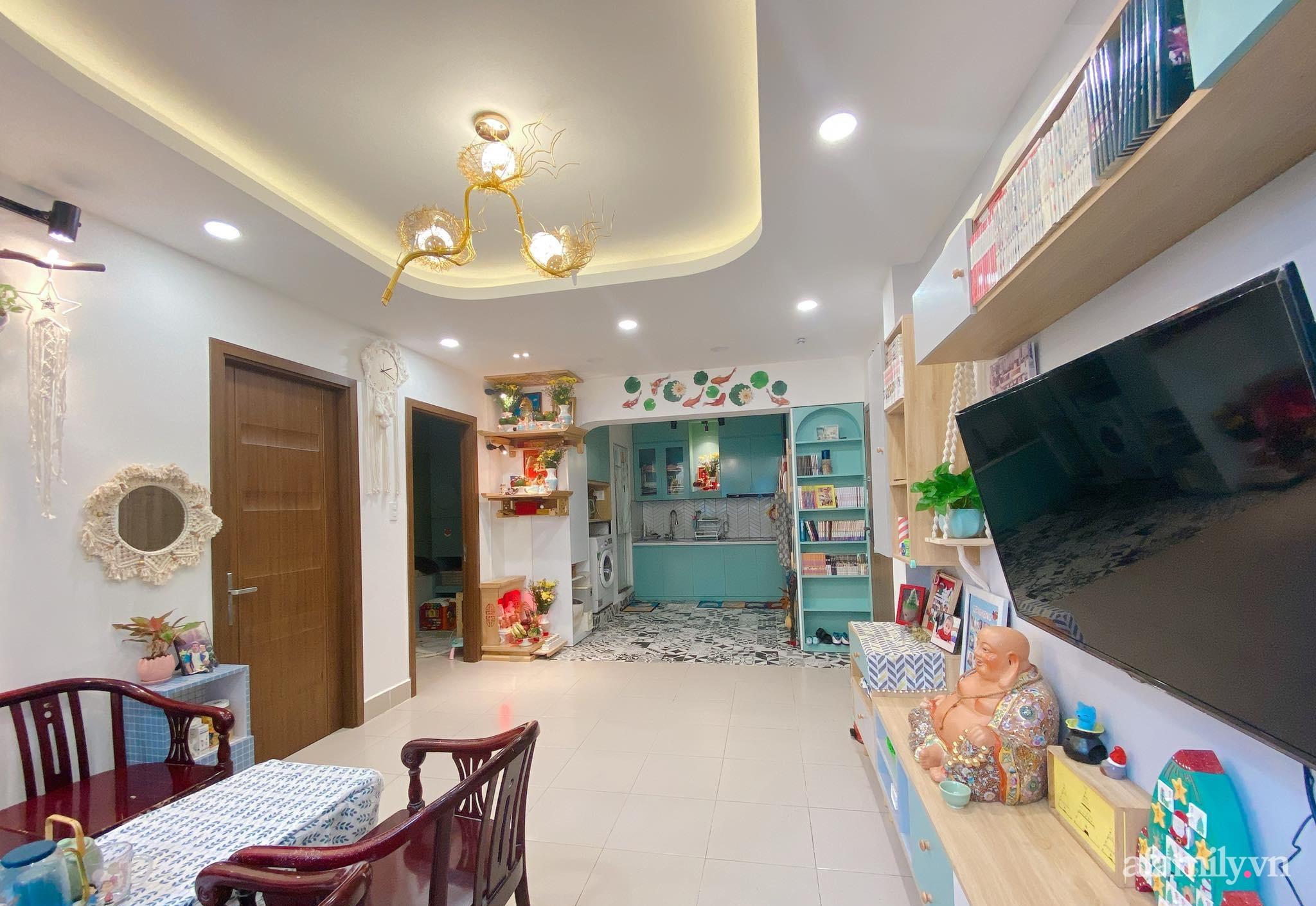 """Căn bếp chật chội được vợ """"thuyết phục"""" chồng đập đi cải tạo lại thành không gian tiện nghi với chi phí hơn 90 triệu đồng ở Hà Nội - Ảnh 1."""