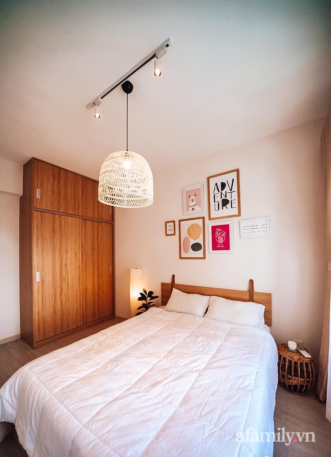 Căn hộ 75m² đầy đủ tiện ích đẹp hiện đại với gam màu trắng kem có chi phí 110 triệu đồng của cô gái độc thân ở Sài Gòn - Ảnh 15.