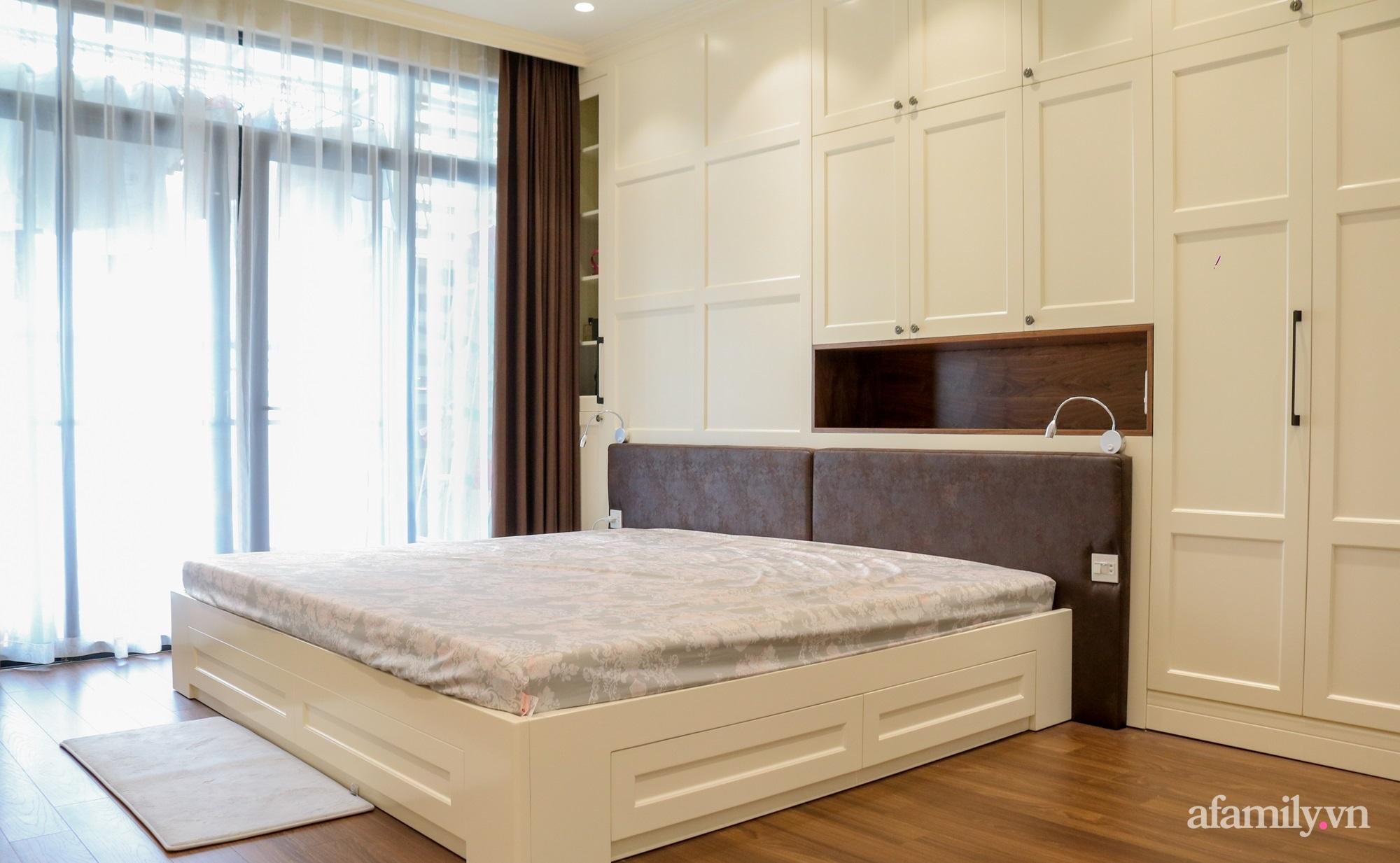 Căn hộ 121m² đẹp sang chảnh với phong cách bán cổ điển ở Hà Nội - Ảnh 18.