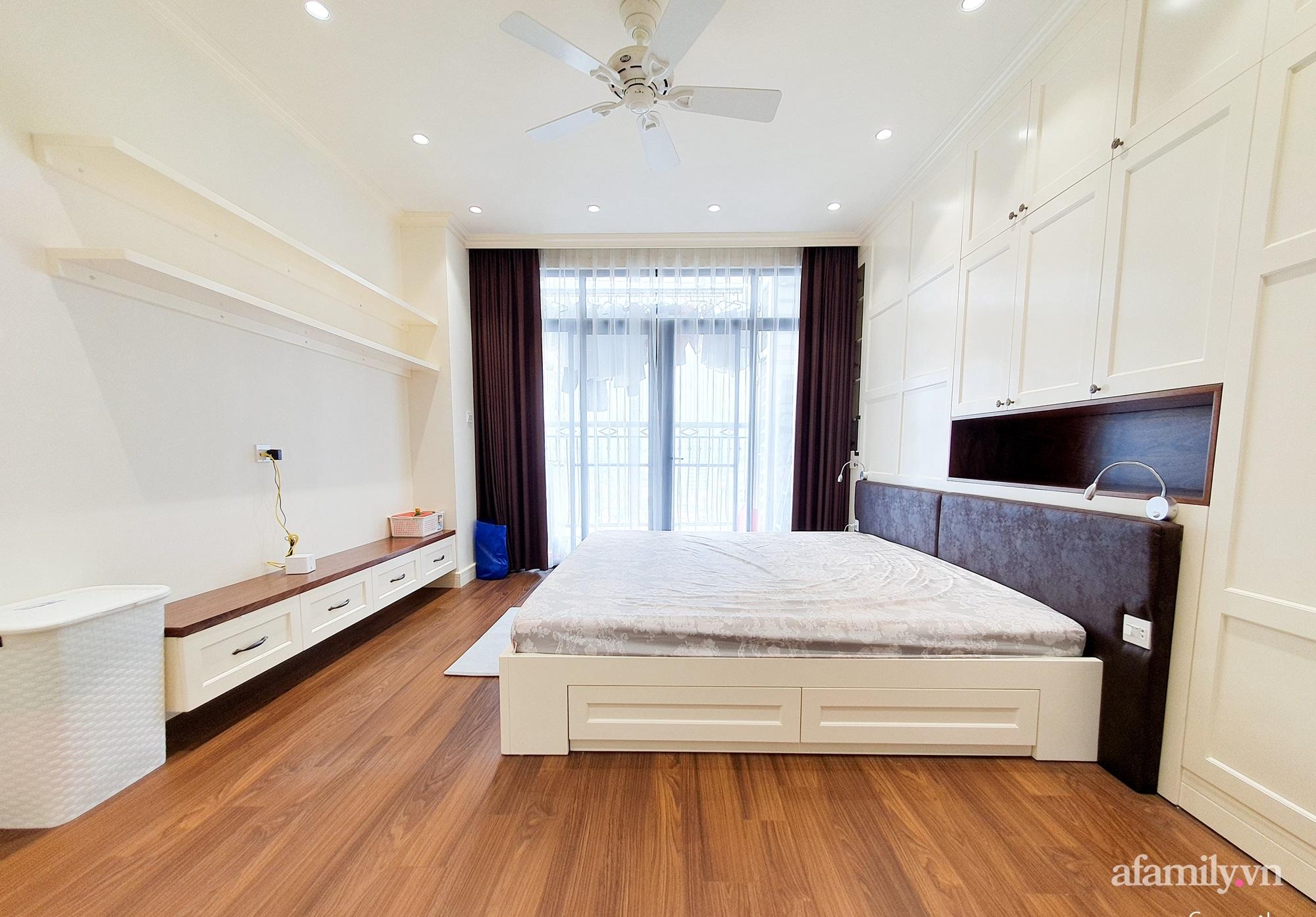 Căn hộ 121m² đẹp sang chảnh với phong cách bán cổ điển ở Hà Nội - Ảnh 17.