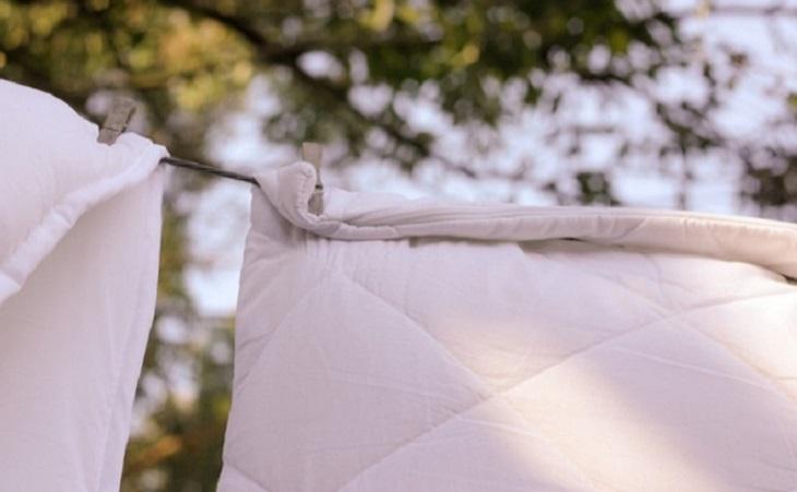 Cách giặt chăn mền bằng máy giặt hiệu quả nhất - Ảnh 9.