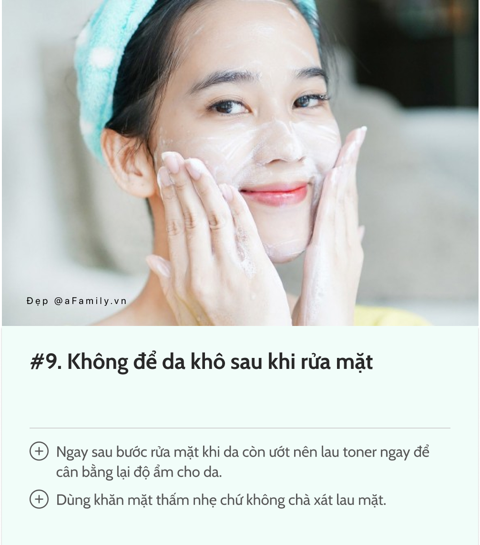 """12 điều mà bất kỳ bác sĩ da liễu nào cũng muốn các chị em """"khắc cốt ghi tâm"""" để có làn da đẹp, mịn màng - Ảnh 9."""