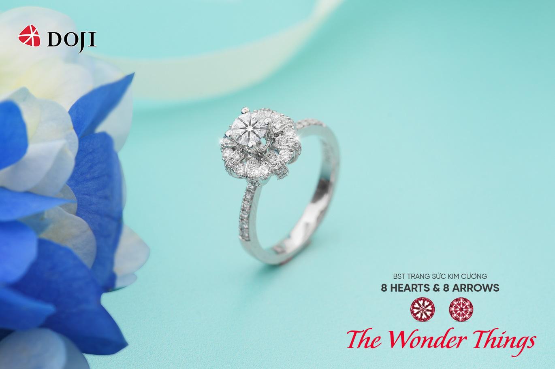 Tiên phong xu hướng với Bộ sưu tập Trang sức Kim cương The Wonder Things của DOJI - Ảnh 2.