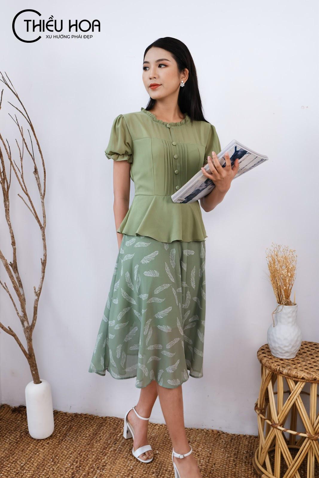 Thiều Hoa - Làn gió mới cho xu hướng thời trang phái đẹp - Ảnh 1.
