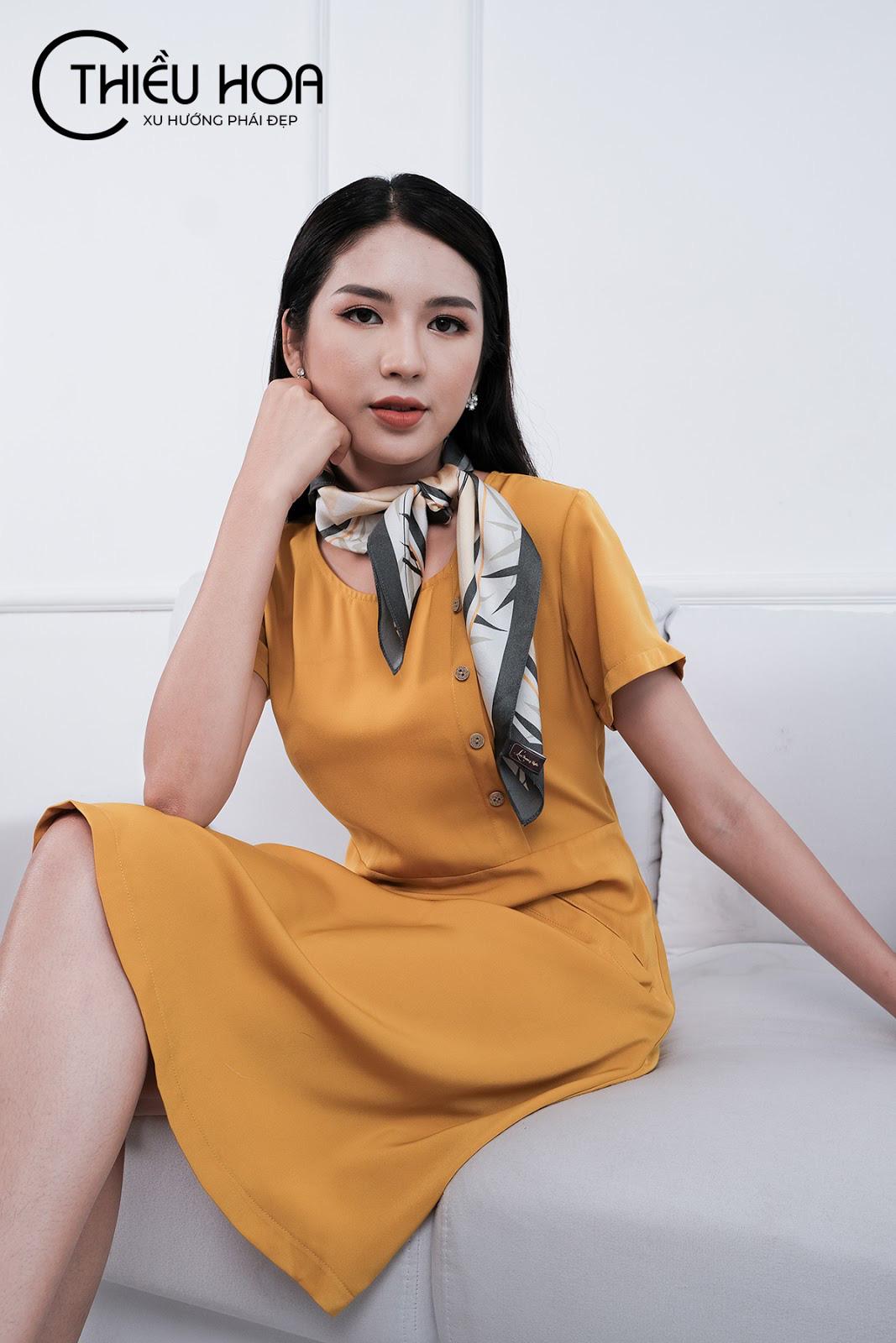 Thiều Hoa - Làn gió mới cho xu hướng thời trang phái đẹp - Ảnh 2.