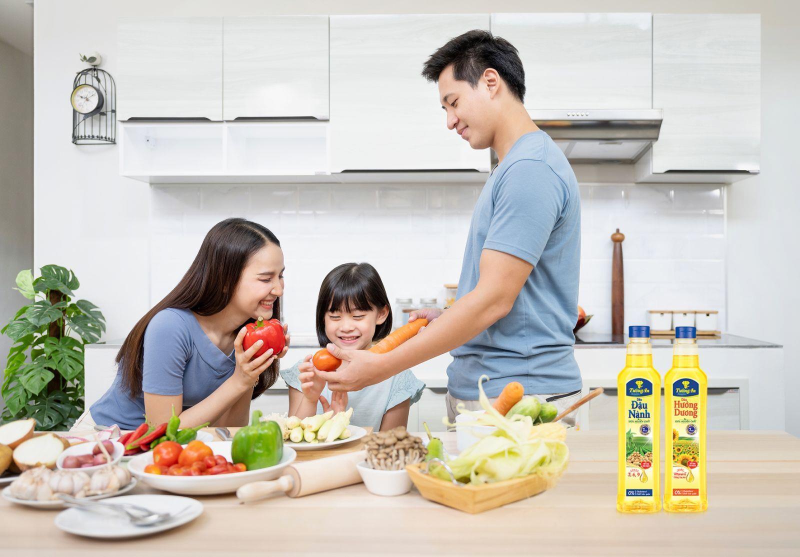 Bí kíp chọn dầu ăn của các mẹ hội yêu nhà - Nghiện bếp thời hiện đại - Ảnh 2.