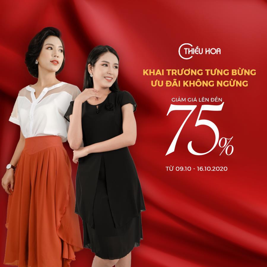 Thiều Hoa - Làn gió mới cho xu hướng thời trang phái đẹp - Ảnh 5.