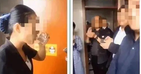 Nhân viên vệ sinh múc nước bồn cầu uống để chứng minh năng lực được sếp vỗ tay tán dương, hành động này khiến cư dân mạng tranh cãi gay gắt - Ảnh 2.