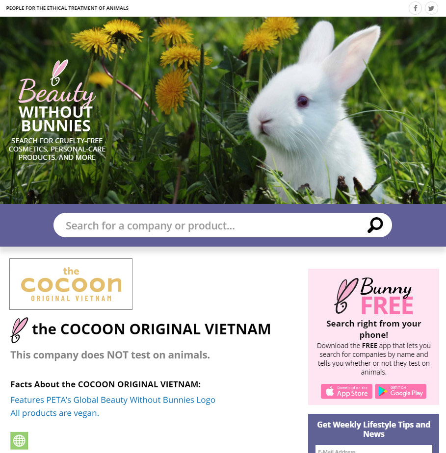 Cocoon – Tiên phong xu hướng mỹ phẩm thuần chay tại Việt Nam - Ảnh 4.
