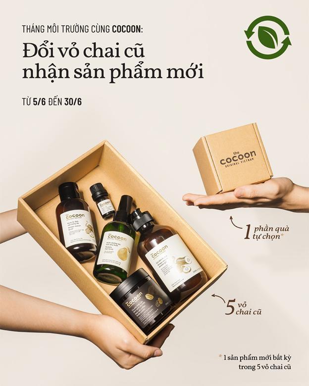 Cocoon – Tiên phong xu hướng mỹ phẩm thuần chay tại Việt Nam - Ảnh 8.
