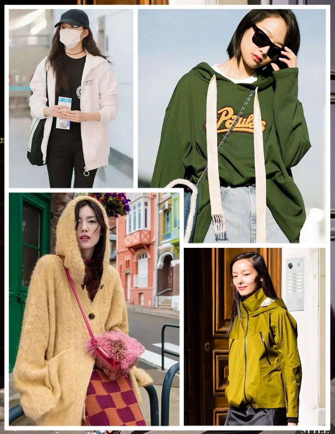 Mùa lạnh dân tình thi nhau diện áo nỉ nhưng muốn diện đẹp mà không sến thì bạn phải học bí kíp từ các blogger - Ảnh 1.