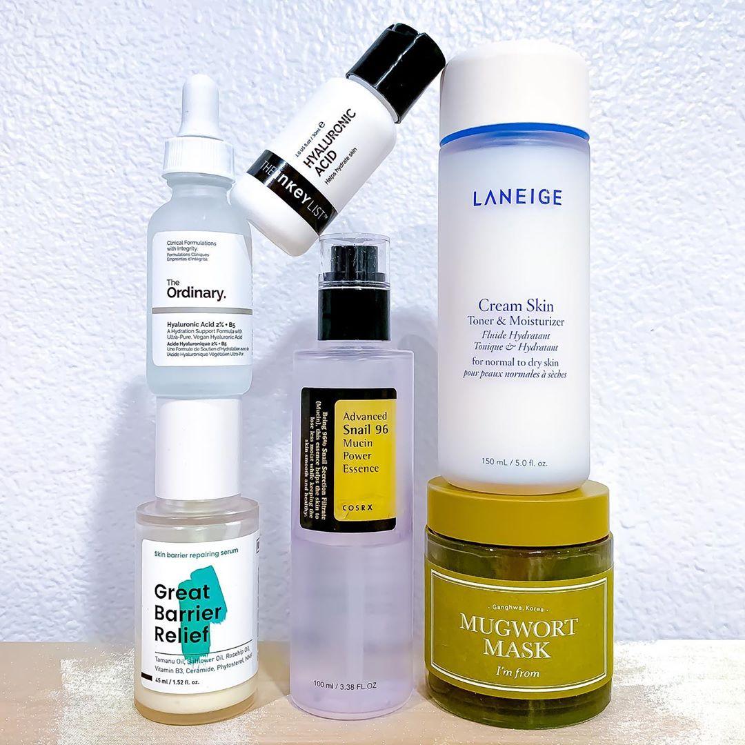 Da từ khô nẻ lão hóa sẽ hóa căng mướt như sương nếu bạn bổ sung thêm 2 sản phẩm này vào chu trình skincare - Ảnh 2.
