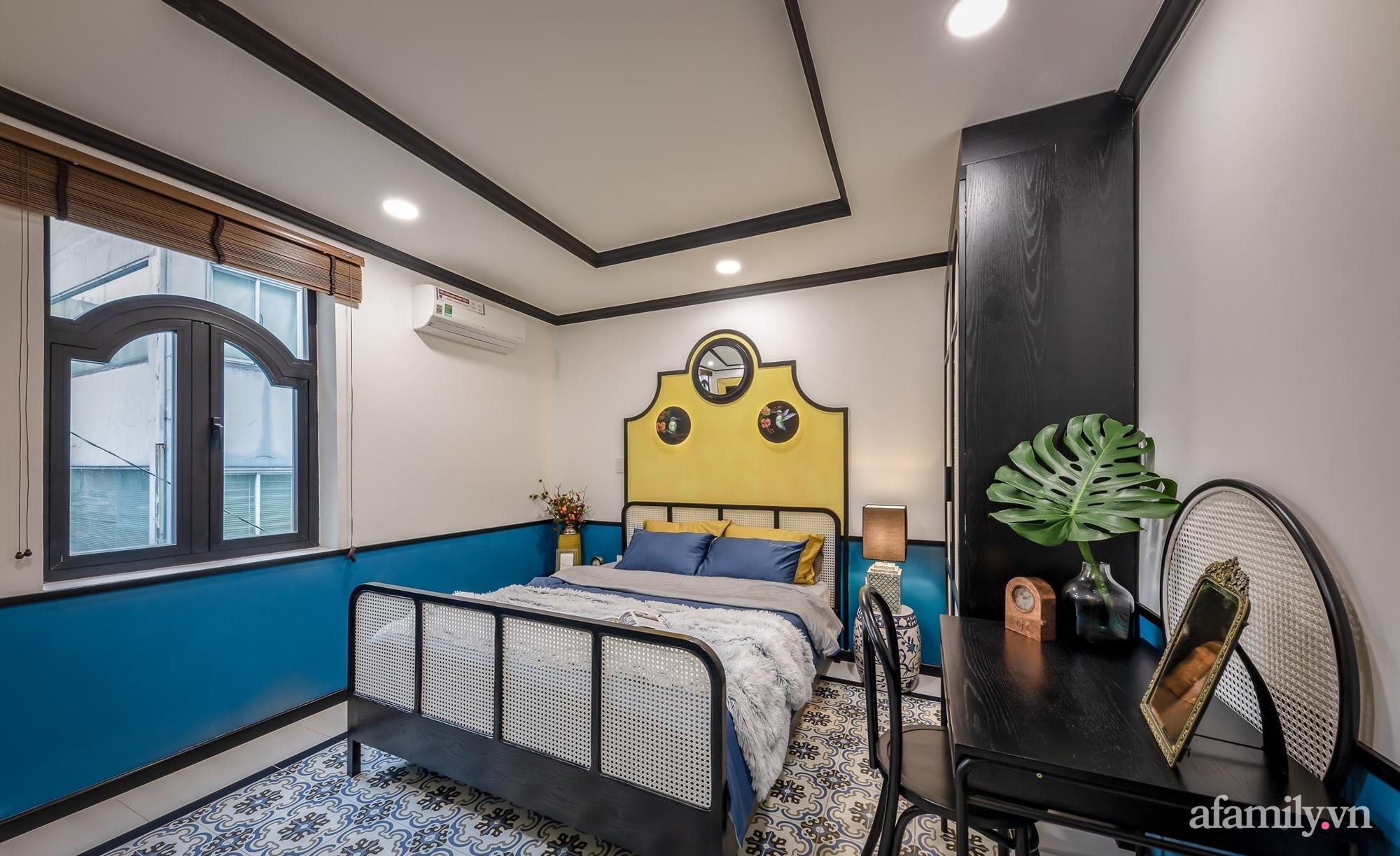 Cải tạo căn hộ tập thể 85m² thành không gian phảng phất vẻ đẹp Đông Dương với chi phí 700 triệu đồng ở Sài Gòn - Ảnh 14.