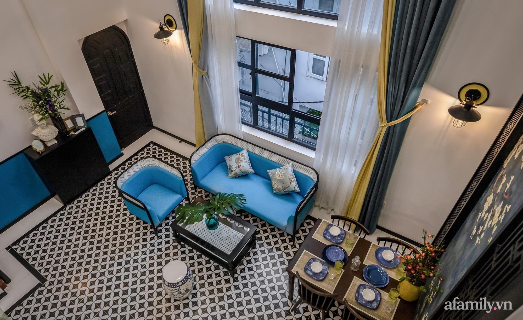 Cải tạo căn hộ tập thể 85m² thành không gian phảng phất vẻ đẹp Đông Dương với chi phí 700 triệu đồng ở Sài Gòn - Ảnh 4.