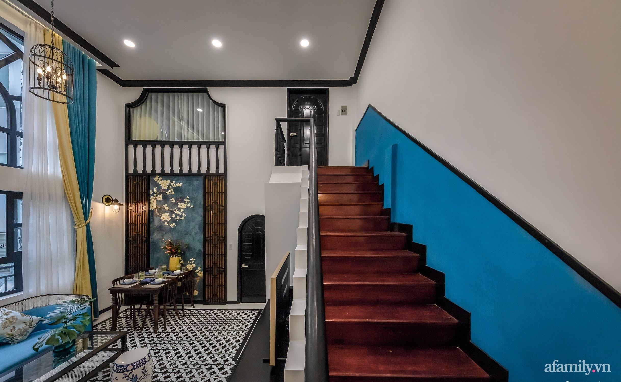 Cải tạo căn hộ tập thể 85m² thành không gian phảng phất vẻ đẹp Đông Dương với chi phí 700 triệu đồng ở Sài Gòn - Ảnh 5.