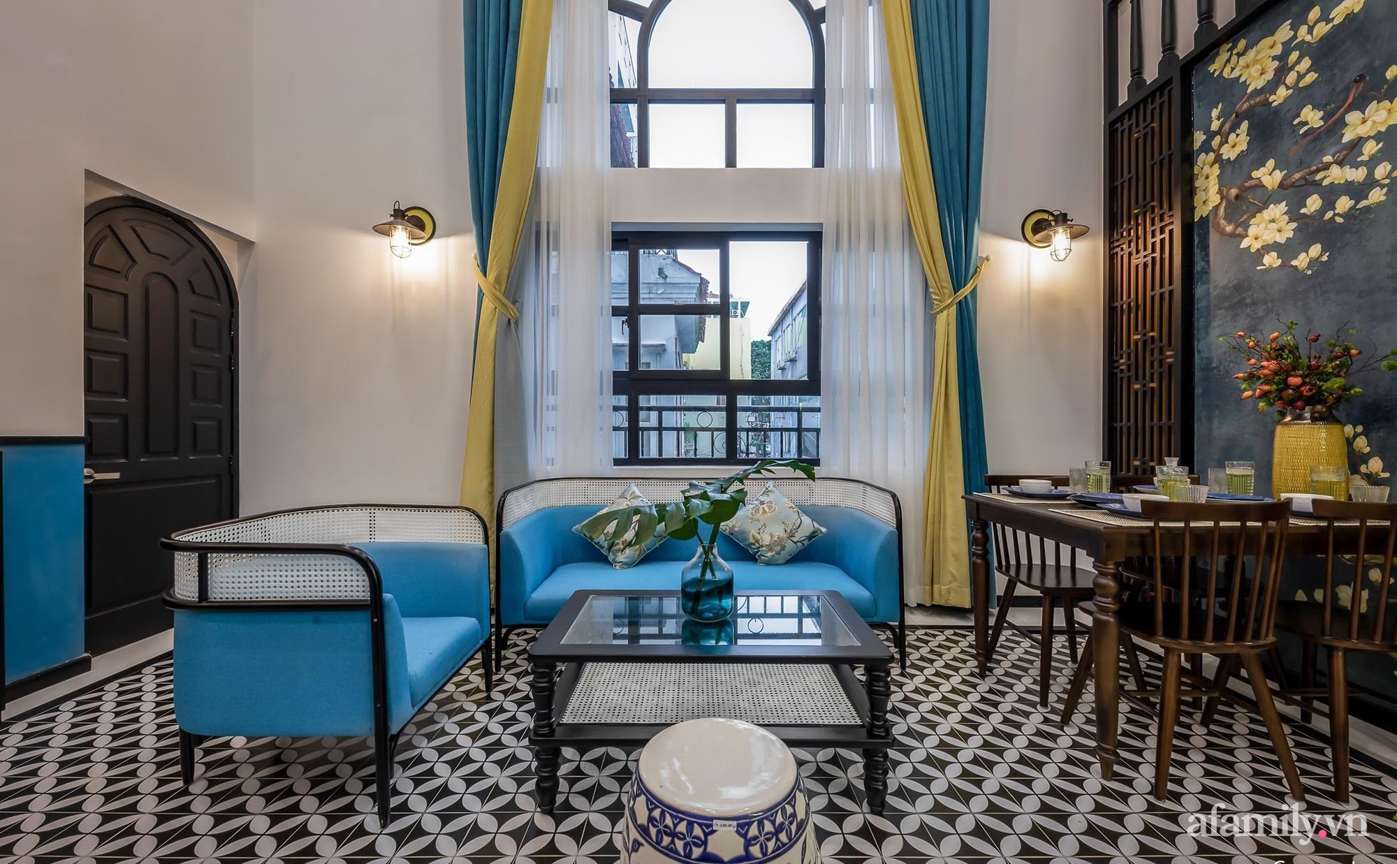Cải tạo căn hộ tập thể 85m² thành không gian phảng phất vẻ đẹp Đông Dương với chi phí 700 triệu đồng ở Sài Gòn - Ảnh 6.