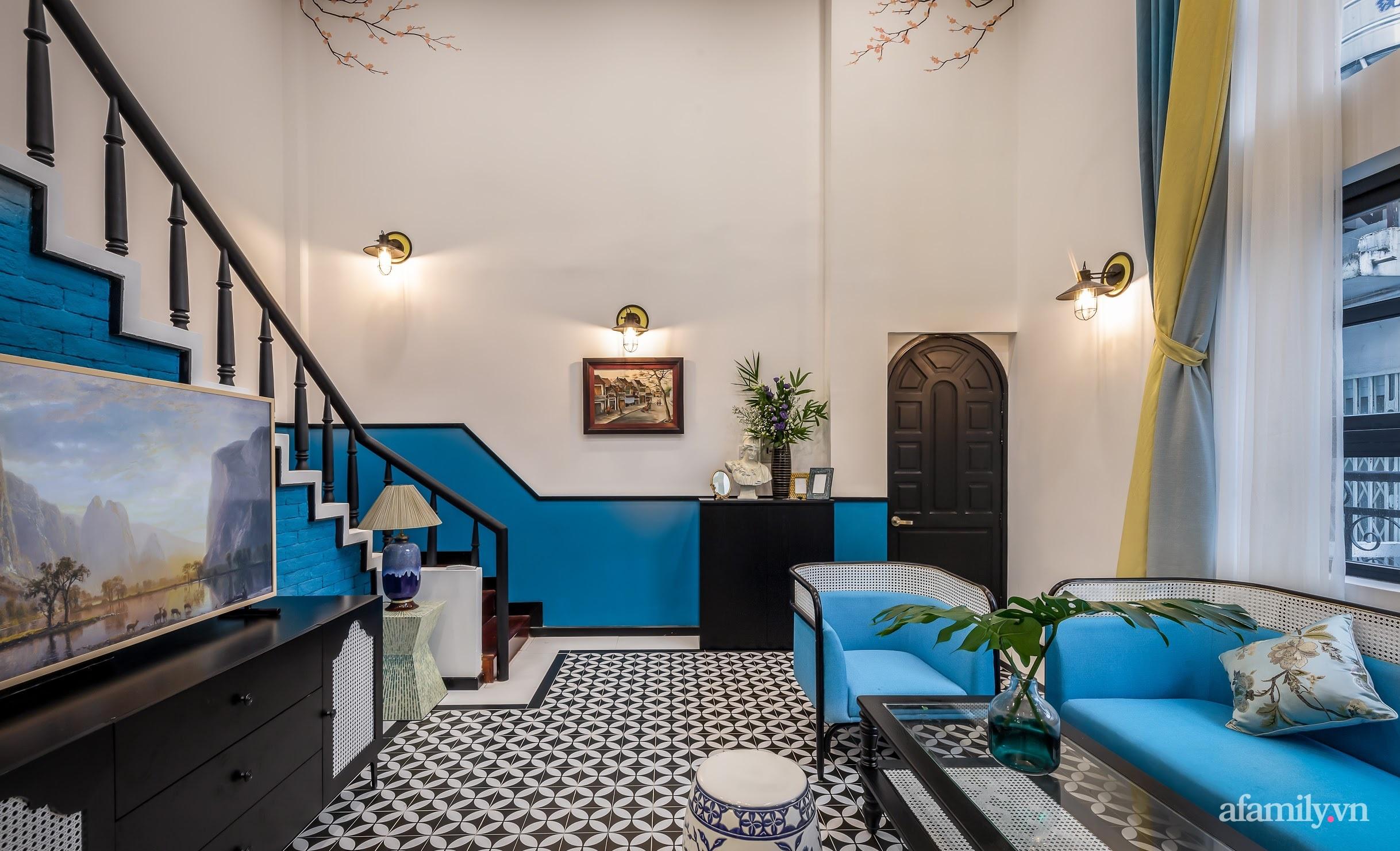 Cải tạo căn hộ tập thể 85m² thành không gian phảng phất vẻ đẹp Đông Dương với chi phí 700 triệu đồng ở Sài Gòn - Ảnh 7.