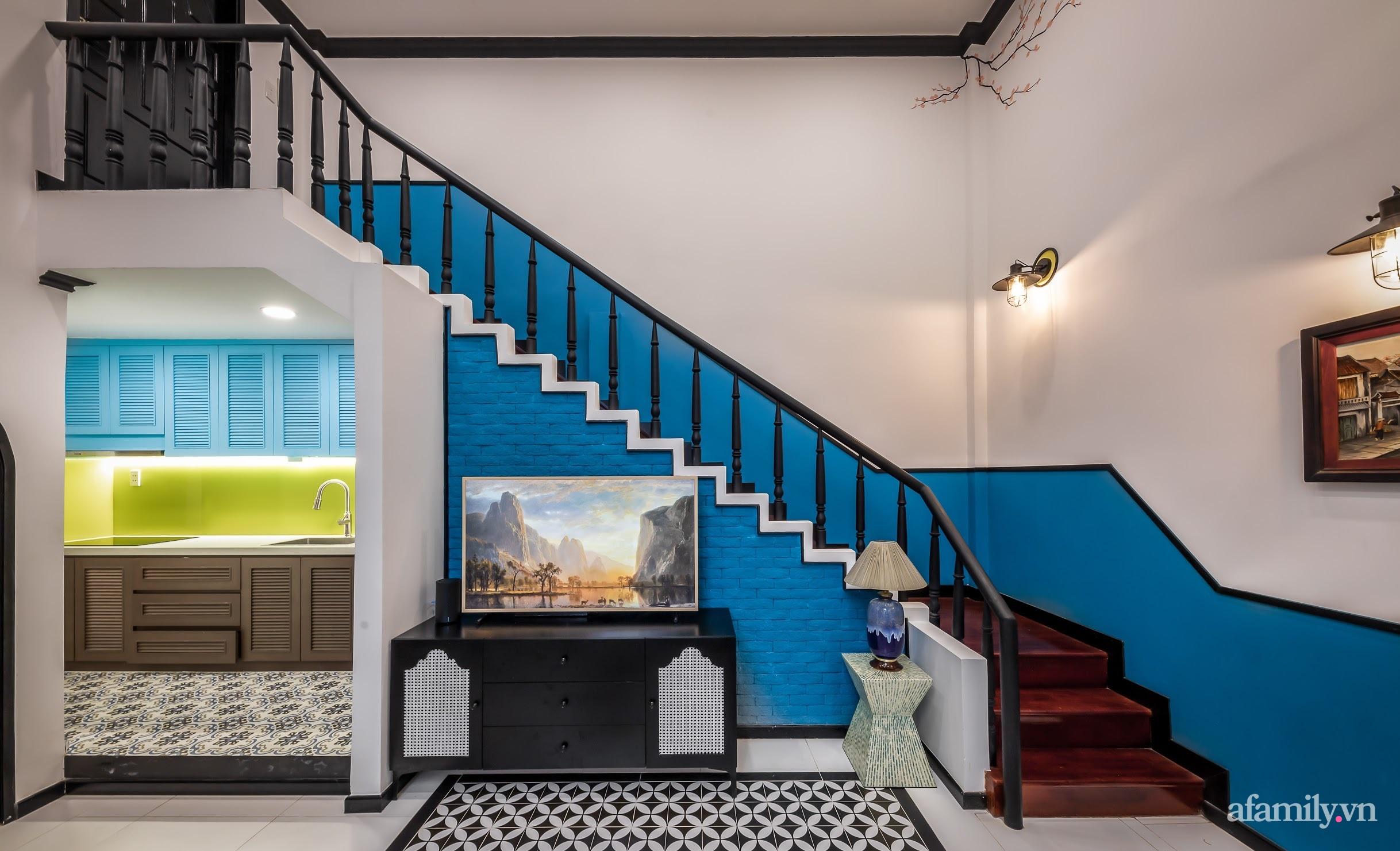 Cải tạo căn hộ tập thể 85m² thành không gian phảng phất vẻ đẹp Đông Dương với chi phí 700 triệu đồng ở Sài Gòn - Ảnh 8.