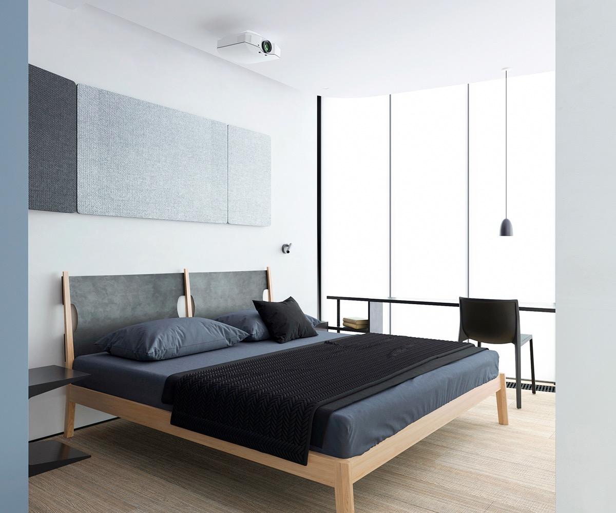 Những căn hộ một sàn với tổng diện tích chưa đến 65m2 cùng thiết kế thú vị khiến bạn thích mê - Ảnh 24.