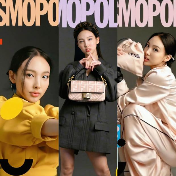 Nayeon xinh nhưng cố mãi không sang chảnh lên được, nhìn bộ ảnh tạp chí mới mà netizen chỉ biết thở dài - Ảnh 3.