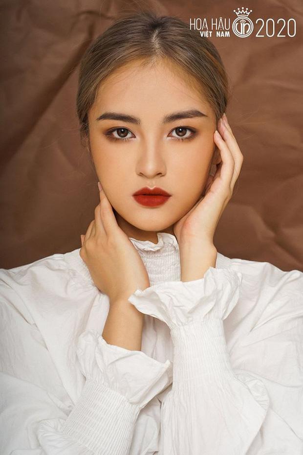 So kè nhan sắc dàn Hoa khôi tại Hoa hậu Việt Nam 2020: Đại diện Ngoại thương nổi bật từ vòng hồ sơ nhưng đối thủ này còn được đặc cách vào thẳng Bán kết - Ảnh 1.