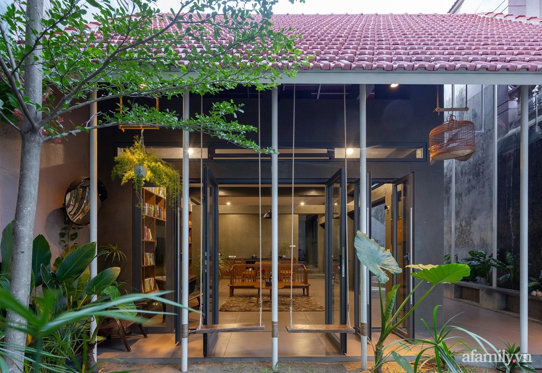 Ngôi nhà màu xanh mát mắt không cần dùng đến điều hòa tọa lạc ngay giữa thành phố của gió Lào và nắng cháy – Vinh - Ảnh 7.