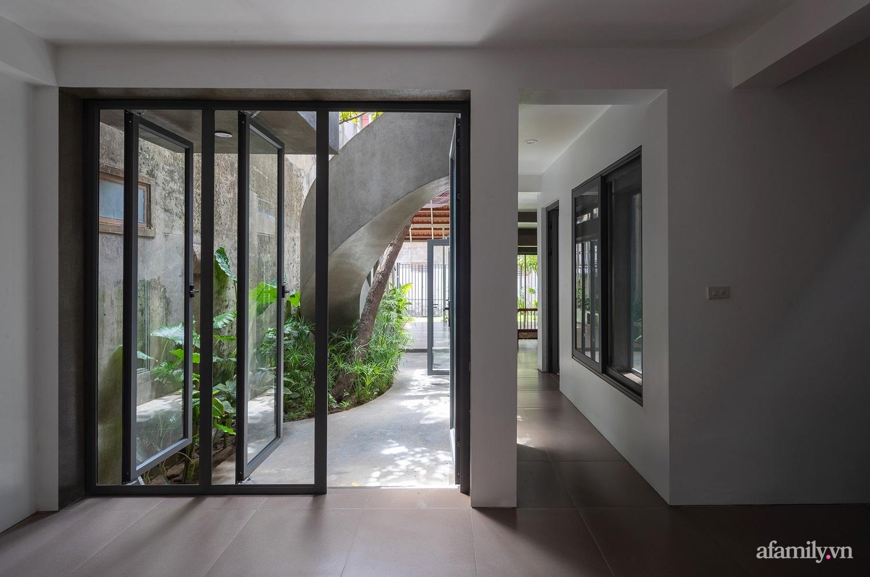 Ngôi nhà màu xanh mát mắt không cần dùng đến điều hòa tọa lạc ngay giữa thành phố của gió Lào và nắng cháy – Vinh - Ảnh 19.