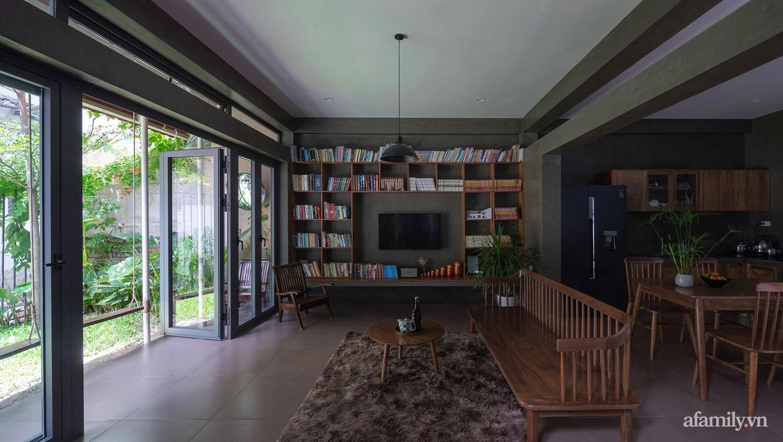 Ngôi nhà màu xanh mát mắt không cần dùng đến điều hòa tọa lạc ngay giữa thành phố của gió Lào và nắng cháy – Vinh - Ảnh 16.