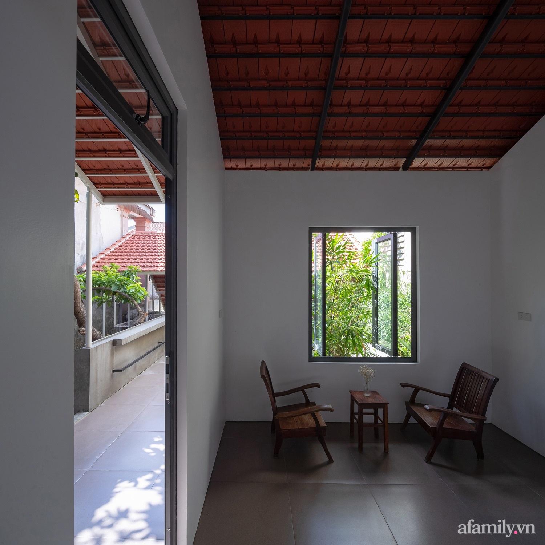 Ngôi nhà màu xanh mát mắt không cần dùng đến điều hòa tọa lạc ngay giữa thành phố của gió Lào và nắng cháy – Vinh - Ảnh 18.