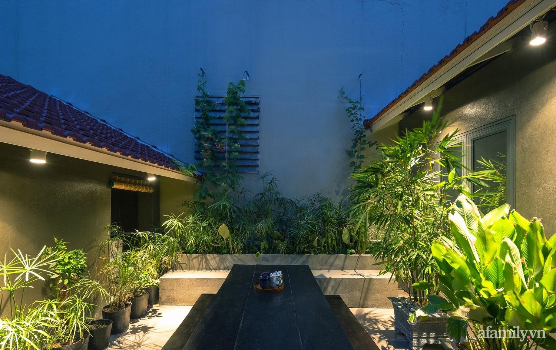 Ngôi nhà màu xanh mát mắt không cần dùng đến điều hòa tọa lạc ngay giữa thành phố của gió Lào và nắng cháy – Vinh - Ảnh 14.