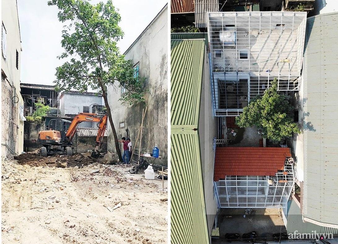 Ngôi nhà màu xanh mát mắt không cần dùng đến điều hòa tọa lạc ngay giữa thành phố của gió Lào và nắng cháy – Vinh - Ảnh 2.