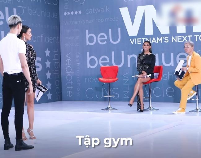 Vietnam's Next Top Model: Lộ diện thí sinh được Nam Trung - Võ Hoàng Yến thiên vị ra mặt dù phải đi catwalk 3 lần vì quá xấu - Ảnh 5.