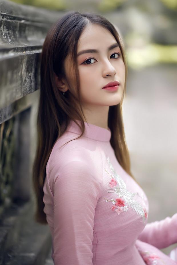 So kè nhan sắc dàn Hoa khôi tại Hoa hậu Việt Nam 2020: Đại diện Ngoại thương nổi bật từ vòng hồ sơ nhưng đối thủ này còn được đặc cách vào thẳng Bán kết - Ảnh 2.