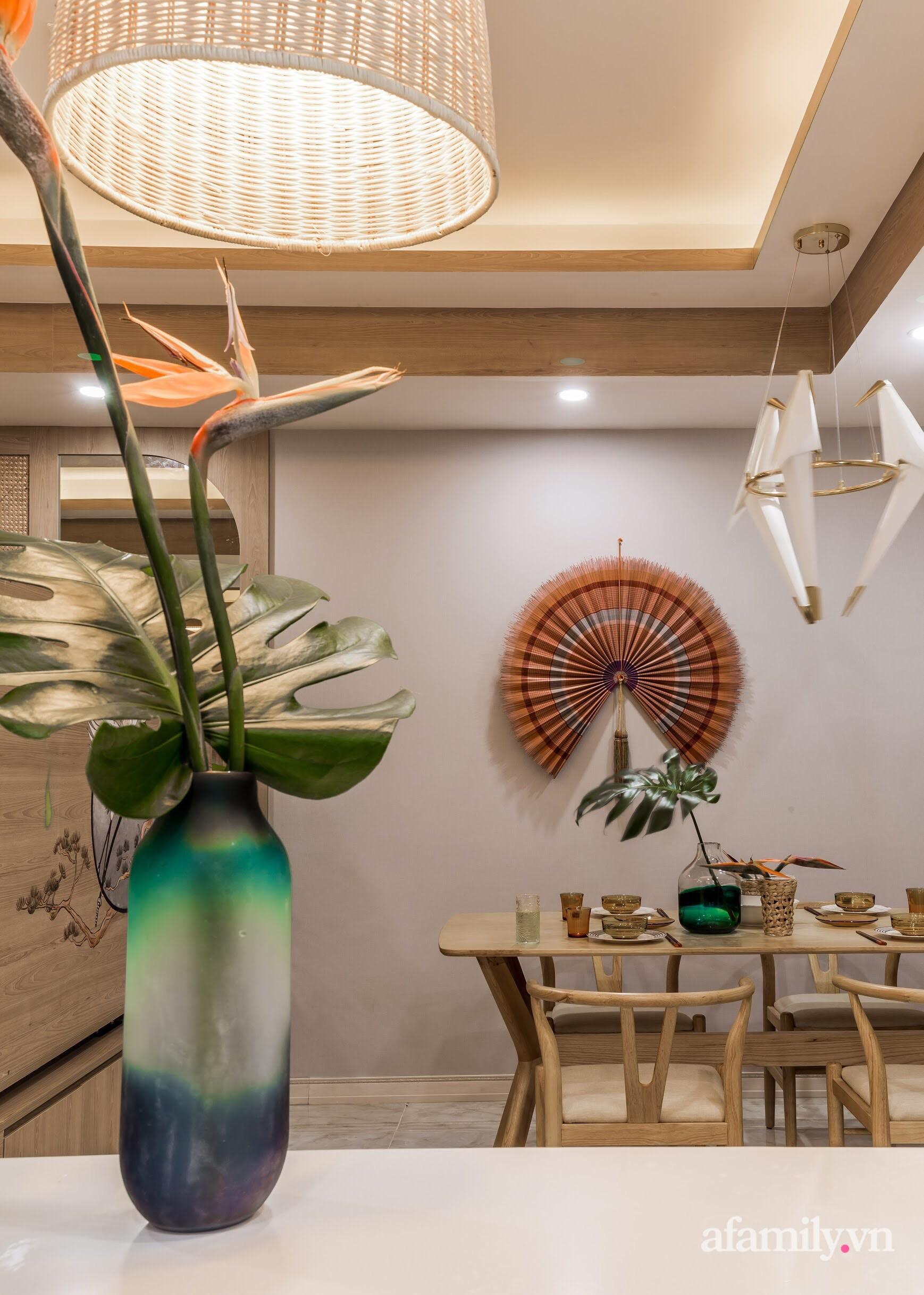 """Căn hộ 75m² """"ghi điểm"""" với thiết kế phong cách Nhật tinh tế có chi phí hoàn thiện 400 triệu đồng ở Sài Gòn - Ảnh 14."""