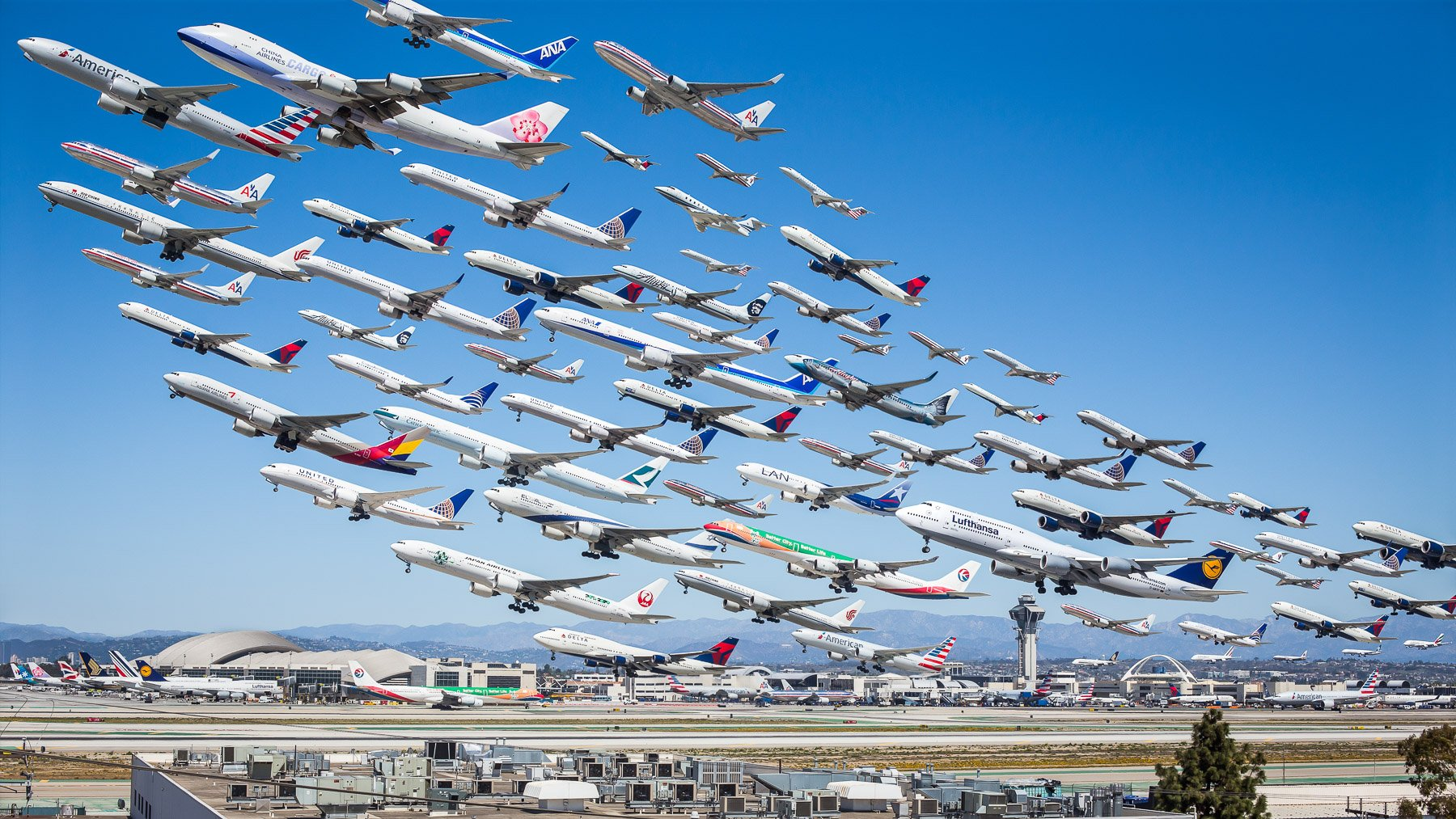 Airportraits