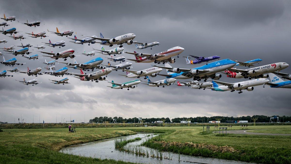 Loạt ảnh này sẽ khiến chị em thay đổi nhận thức về các chuyến bay - Ảnh 8.