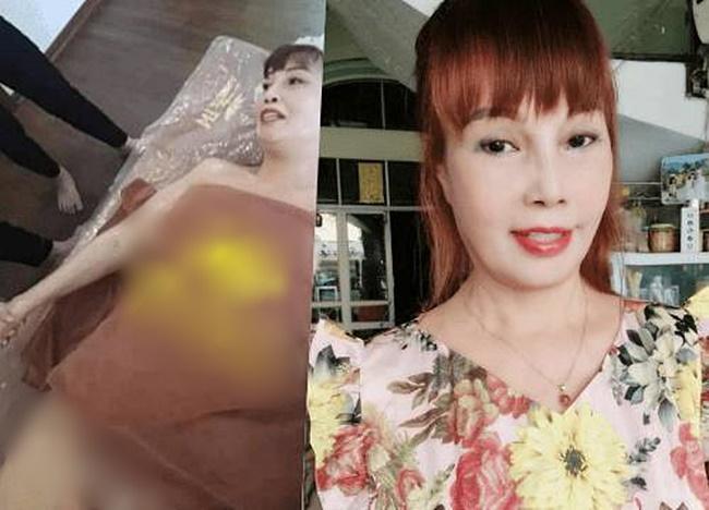 Cô dâu 63 tuổi để lộ vùng nhạy cảm khiến dân tình bất ngờ, tự tin khoe nhan sắc đã bớt méo mó trong căn nhà mới - Ảnh 1.