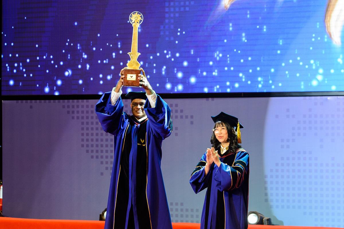 Trường đại học VinUni khai giảng năm học 2020 - Ảnh 6.