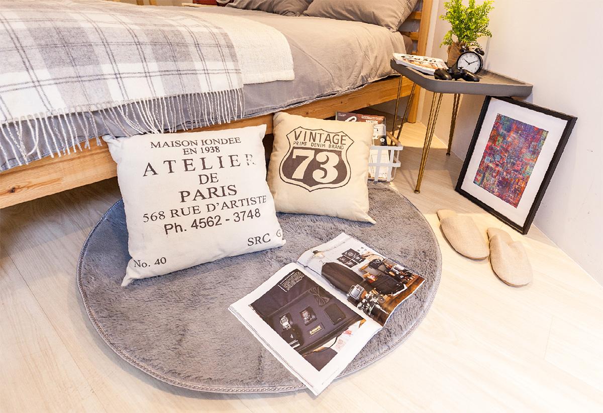 Bóc giá phòng ngủ cải tạo theo phong cách Bắc Âu đẹp lôi cuốn từng góc nhỏ chỉ... triệu đồng - Ảnh 8.