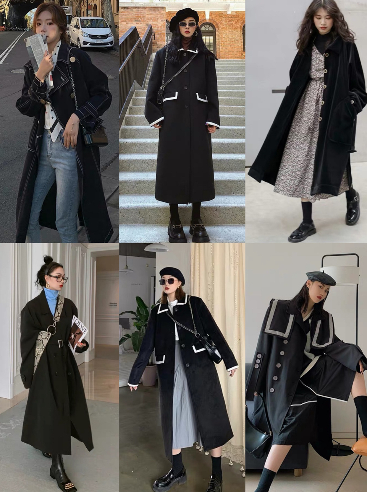 4 màu áo trench coat được những nàng sành điệu diện nhiều nhất mùa lạnh, mặc vu vơ cũng ra set đồ sang xịn ra trò - Ảnh 7.