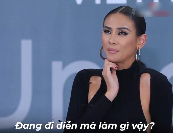 """Vietnam's Next Top Model: Nữ thí sinh """"cù nhây"""" xin xỏ được chọn, khiến giám khảo nổi giận, mắng té tát vào mặt - Ảnh 3."""