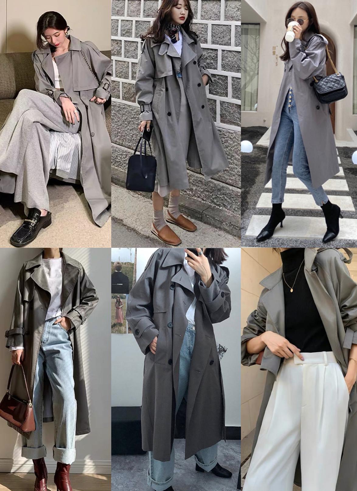 4 màu áo trench coat được những nàng sành điệu diện nhiều nhất mùa lạnh, mặc vu vơ cũng ra set đồ sang xịn ra trò - Ảnh 5.