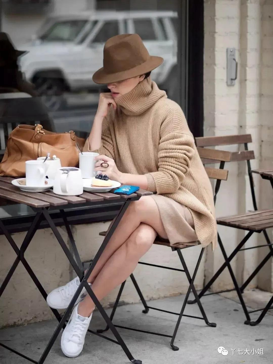 5 món trang phục màu trà sữa biến style thành siêu cấp sang trọng chỉ trong nháy mắt - Ảnh 5.