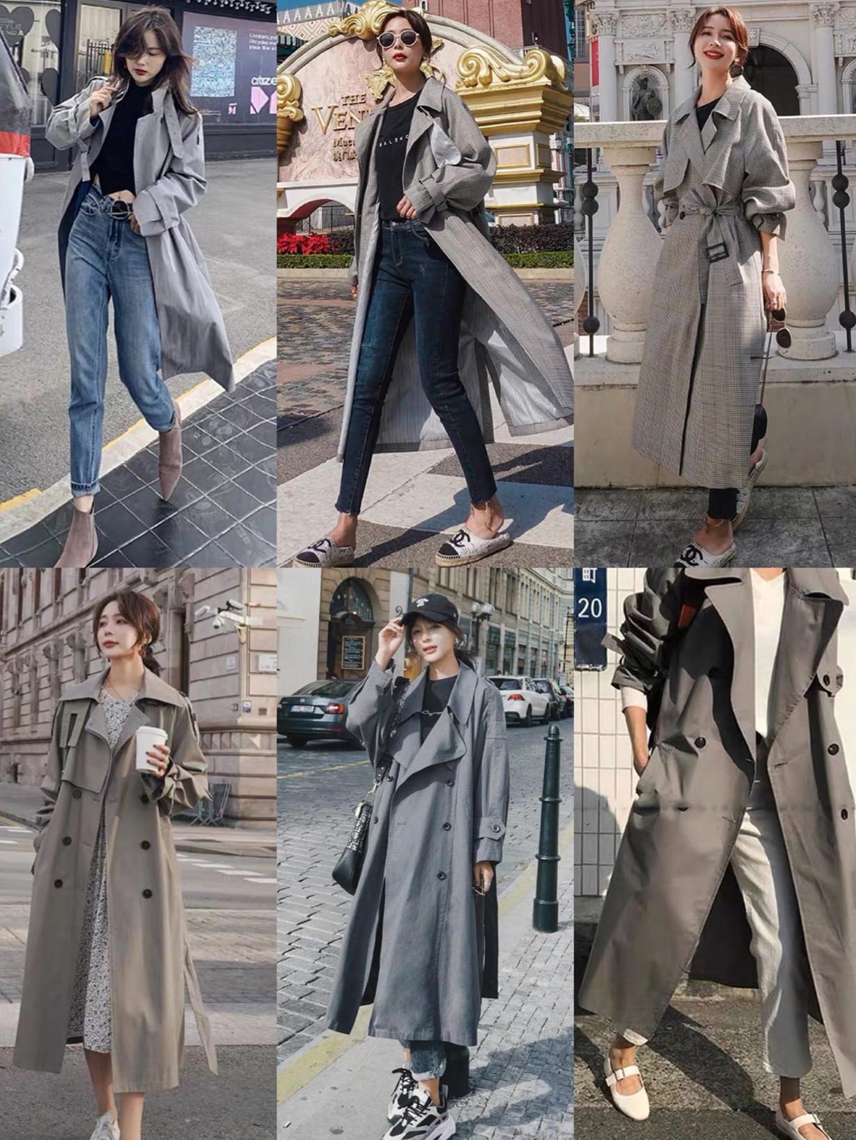 4 màu áo trench coat được những nàng sành điệu diện nhiều nhất mùa lạnh, mặc vu vơ cũng ra set đồ sang xịn ra trò - Ảnh 6.