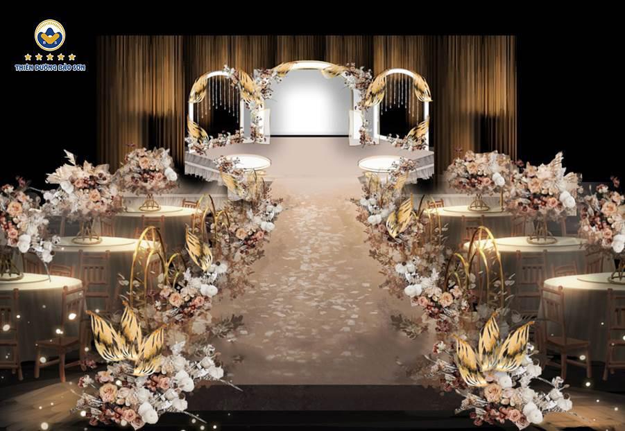 """Mùa cưới, mùa sự kiện đã """"rục rịch"""" rồi, sao còn chưa lưu ngay địa điểm tổ chức tiệc đắt giá giữa lòng Hà Nội này? - Ảnh 2."""