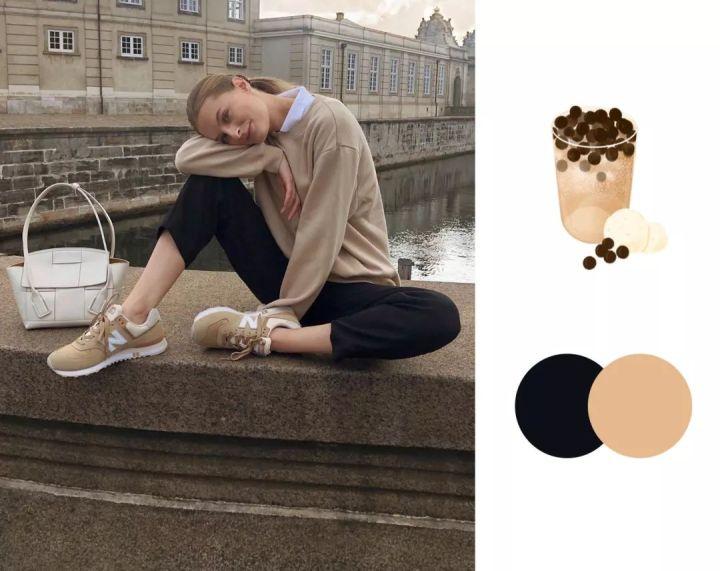 Màu trà sữa là màu thời thượng nhất mùa Thu Đông, ghim ngay 5 tip lên đồ để mặc đẹp như fashionista thôi nào các nàng - Ảnh 1.