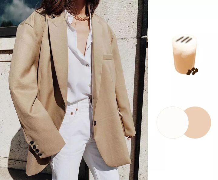 Màu trà sữa là màu thời thượng nhất mùa Thu Đông, ghim ngay 5 tip lên đồ để mặc đẹp như fashionista thôi nào các nàng - Ảnh 4.