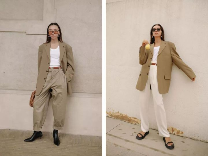 Màu trà sữa là màu thời thượng nhất mùa Thu Đông, ghim ngay 5 tip lên đồ để mặc đẹp như fashionista thôi nào các nàng - Ảnh 5.