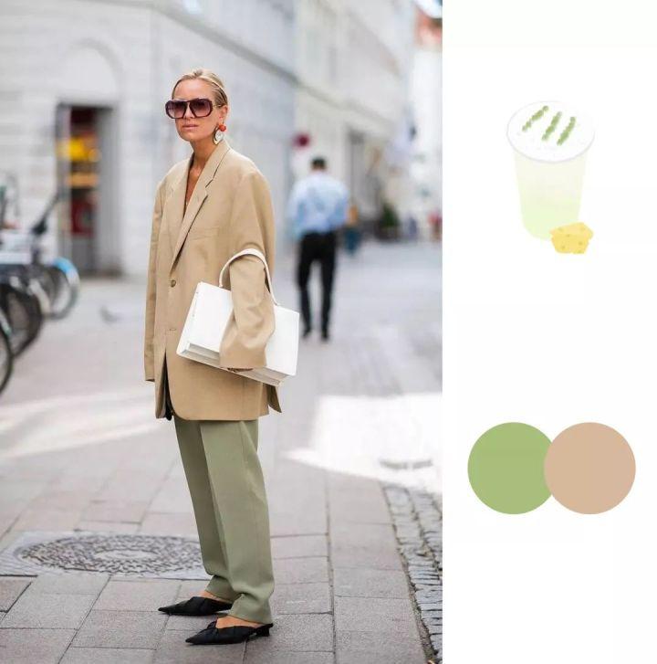 Màu trà sữa là màu thời thượng nhất mùa Thu Đông, ghim ngay 5 tip lên đồ để mặc đẹp như fashionista thôi nào các nàng - Ảnh 7.